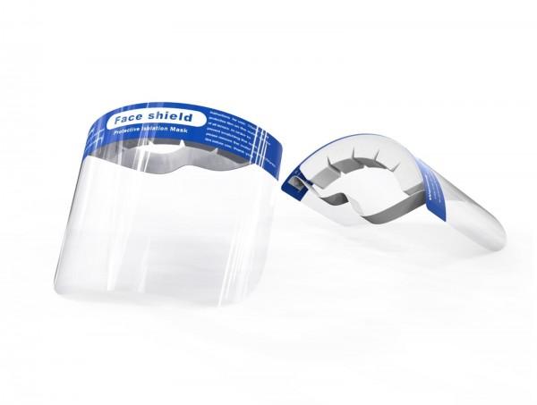 Face shield (Schutzvisier) - Protectiv Isolation Mask