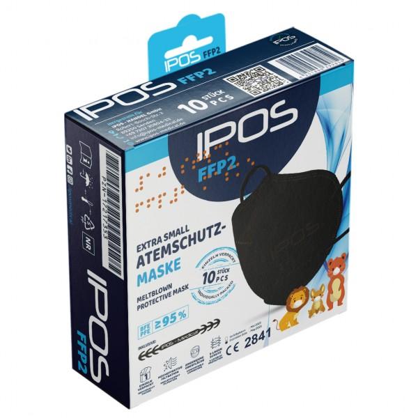 IPOS FFP2 SMALL SCHWARZ