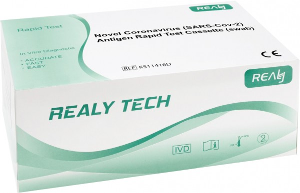 Realy Tech Antigen Rapid Test