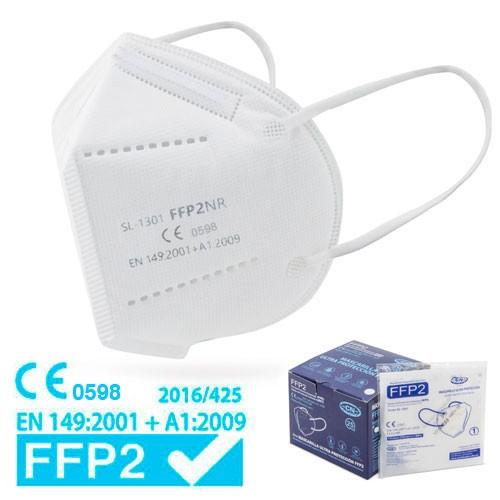 FFP2-Maske weiß